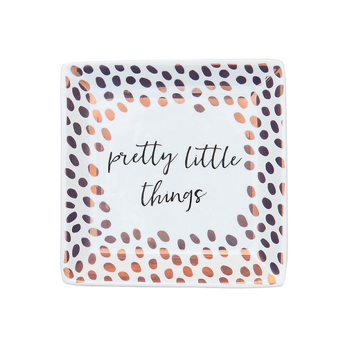Pretty Little Things Ceramic Trinket Tray