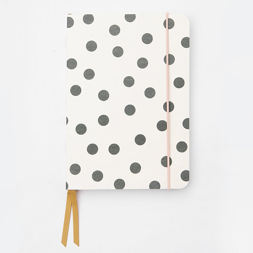 Scattered Spot A5 Notebook