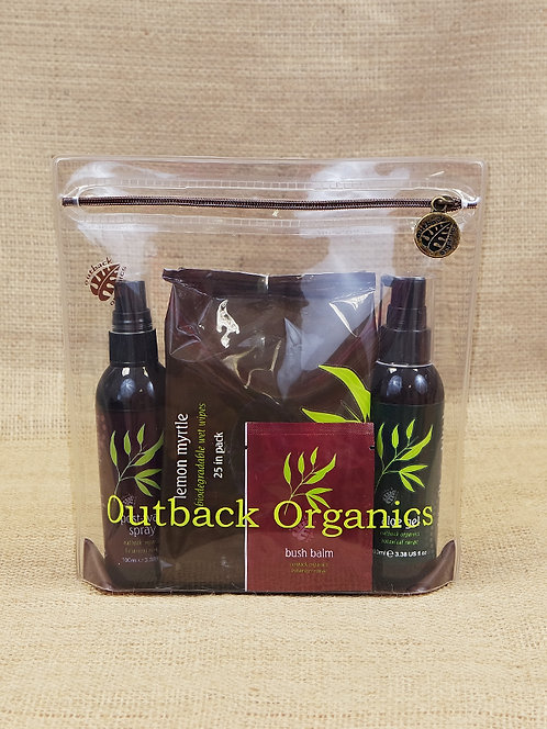 Outback Organics Wonder-ful Him Kit