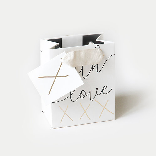 With Love Small Gift Bag
