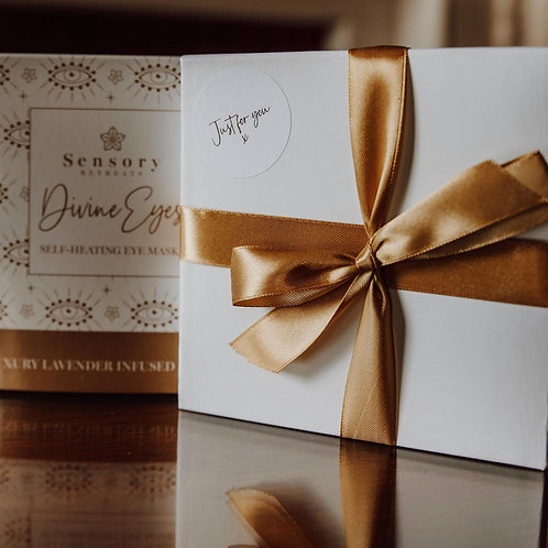 THE DIVINE EYES MASK GIFT BOX