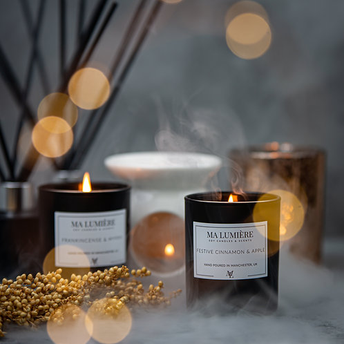 20CL SOY CANDLES