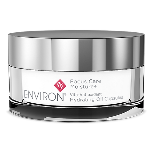 Focus Care Moisture+ Vita-Antioxidant Hydrating Oil Capsules