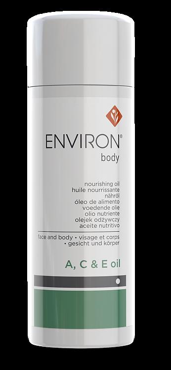 Body A, C & E Oil
