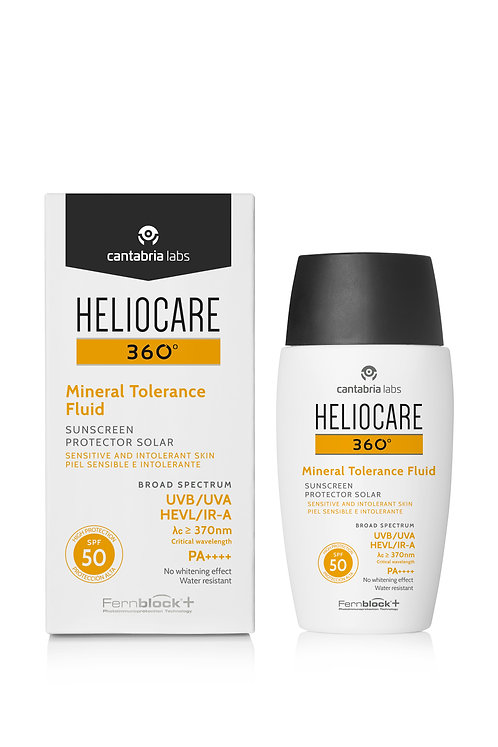 Heliocare 360° Mineral Tolerance Fluid