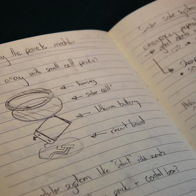 hinge designs sketch 2