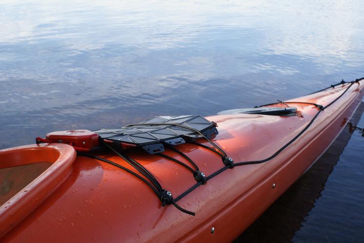 SunUp Close Up Kayak 2