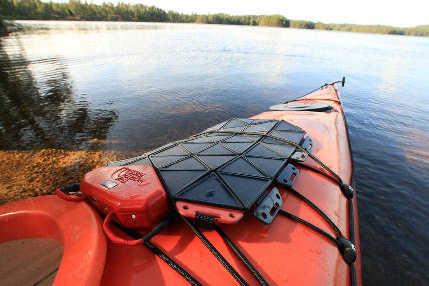 SunUp Close Up Kayak 1