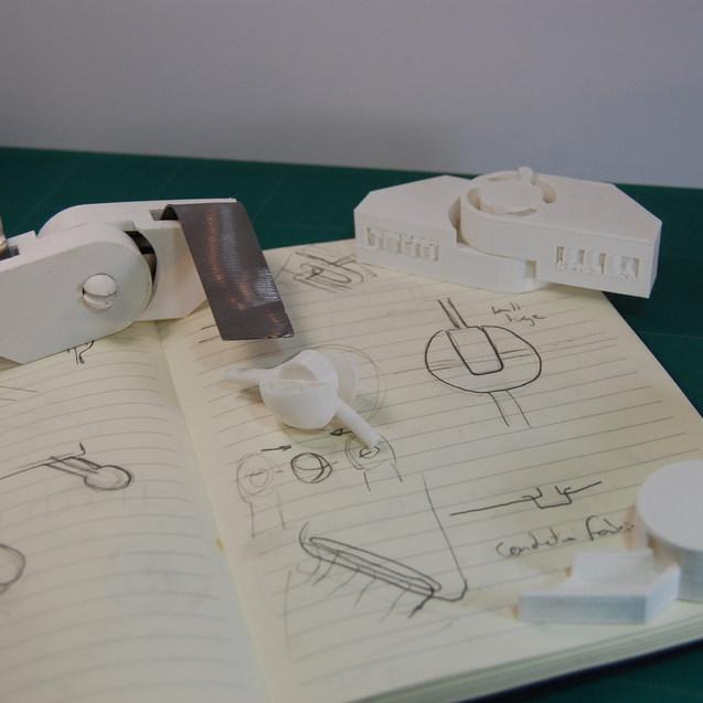 hinge designs sketch 1