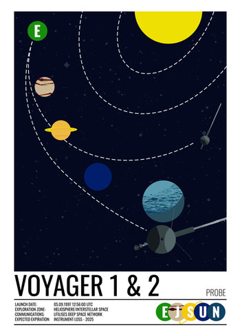 Voyager 1&2
