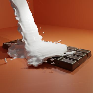 Day 2 - Choco Splash