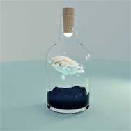 Day 1 - Cloud in a Bottle