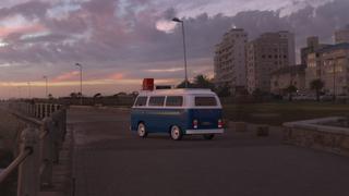 Van Beachside