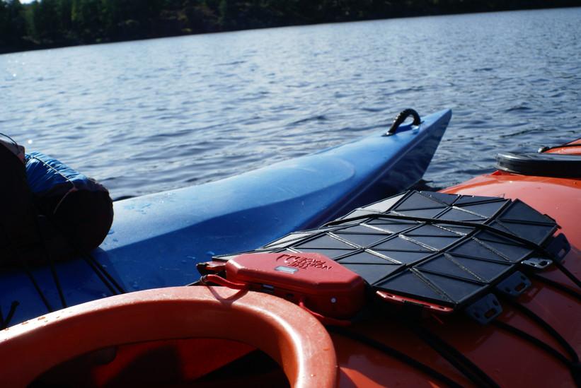 SunUp Close Up Kayak 3