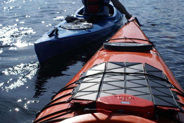 SunUp Close Up Kayak 4
