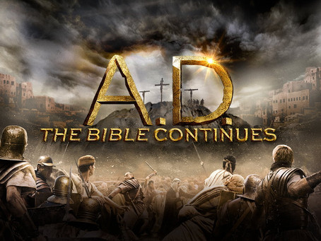 Review: A. D. The Bible Continues