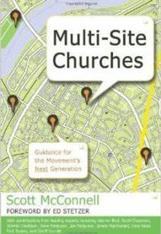 Book Review: Multi-site Churches by Scott McConnell