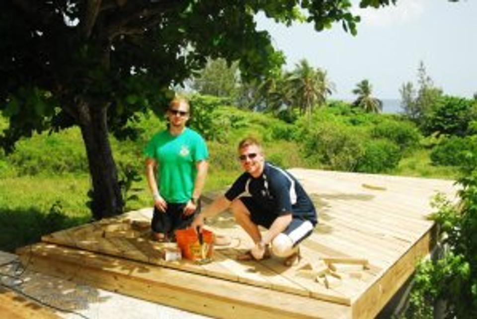 Cayman 2012 Team