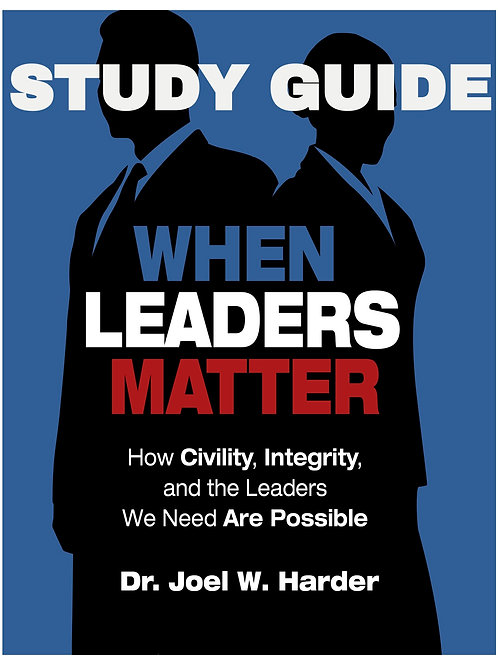 Study Guide: When Leaders Matter