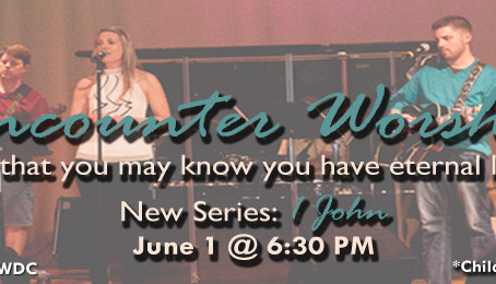 Encounter Set List – June 1