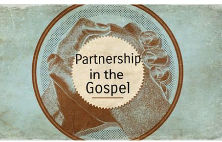 VIDEO: Partnership in the Gospel (Sermon)