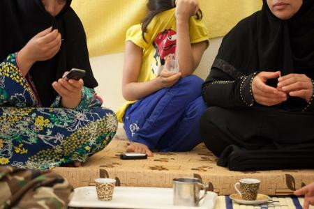 DONATE: Syrian Refugee Crisis