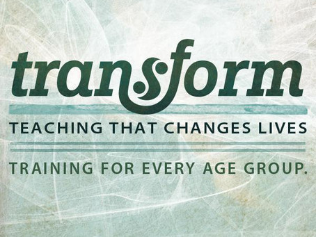 Teaching That Transforms Conference