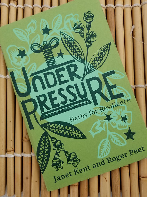 Under Pressure: Herbs for Resilience
