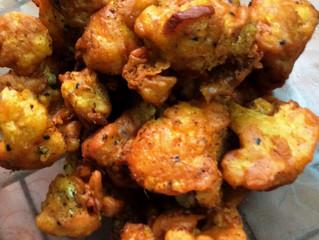 Vegetable Pakoras (Fritters)