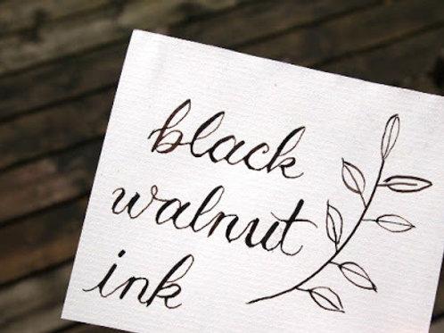 Trifolia Black Walnut Ink