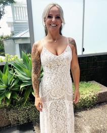 tottooed bride