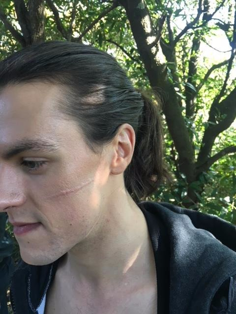 Scar SFX Make-up