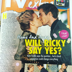 TV Week|Home and Away|Ricky
