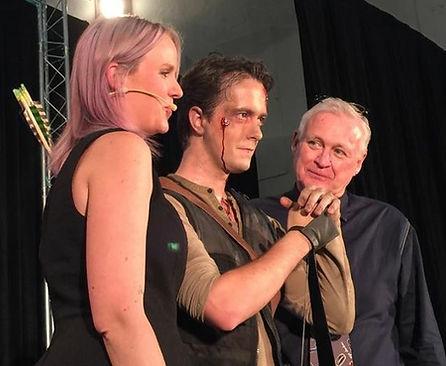 Ben Nye Makeup Educator IMATS Sydney