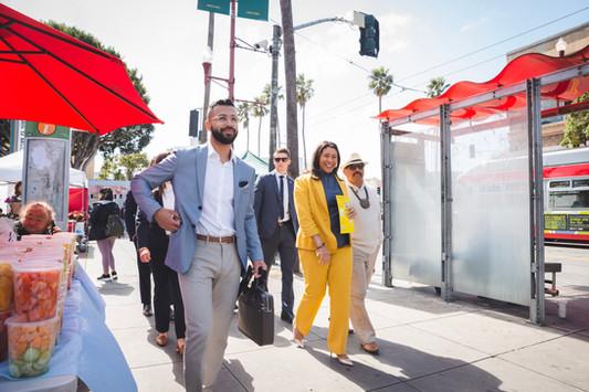 Mayor Walk