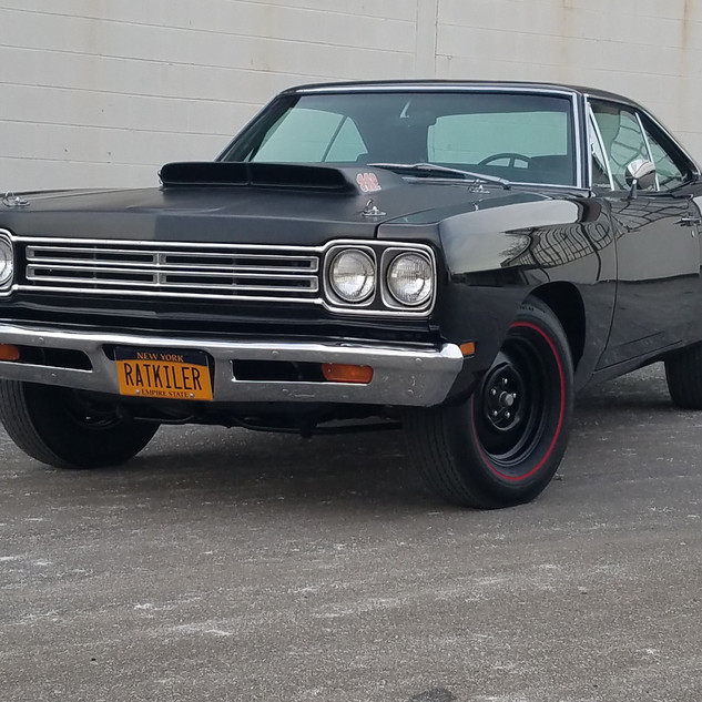 1969.5 Plymouth Road Runner (A12)