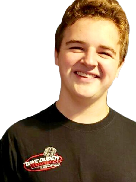 Dave Dudek Musclecars T-Shirt