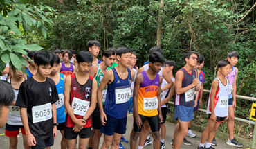 20191112_Inter-School Cross Country Competition