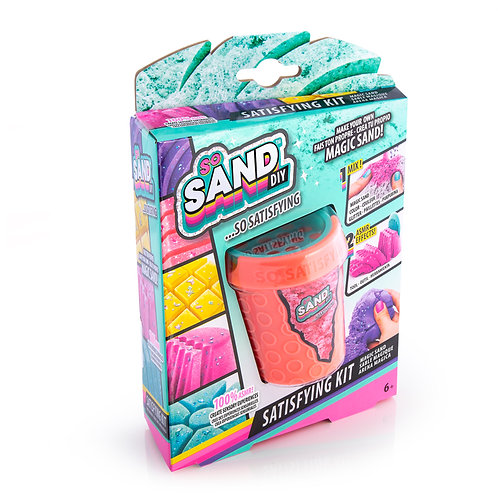 Sand Kit Naranja