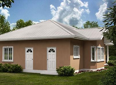 1500sqf House