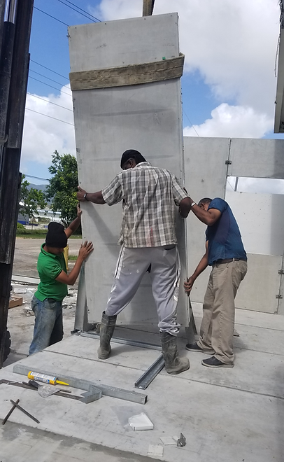EPS Cement Panels