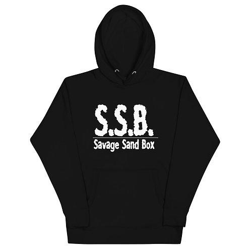 SSB Wolves>Sheep Hoodie