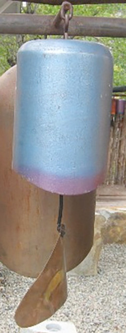 Blue & Purple Windchime