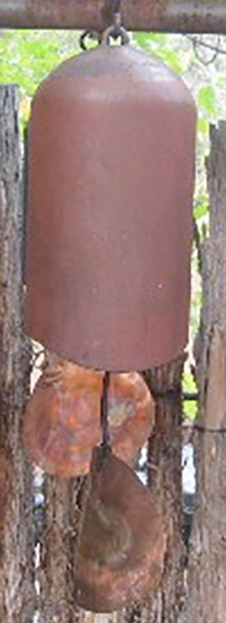 Rust Windchime