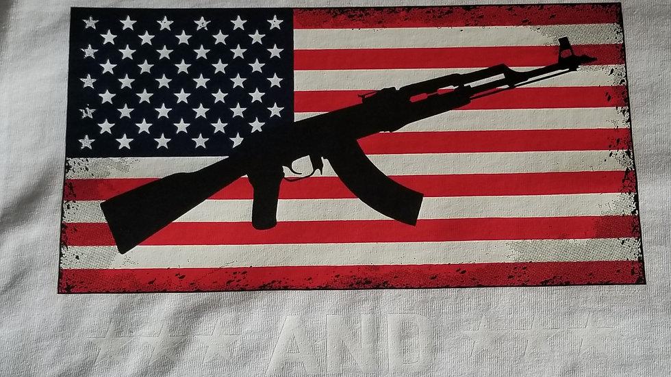 God. Guns. Trump. Shirt