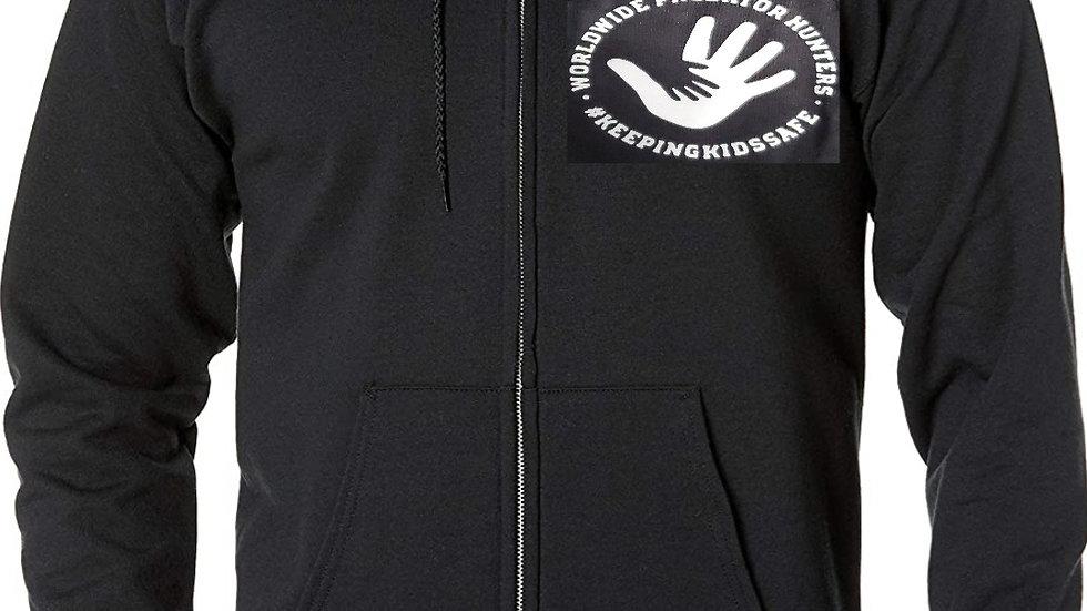 WorldWide Predator Hunters zip up hoodie