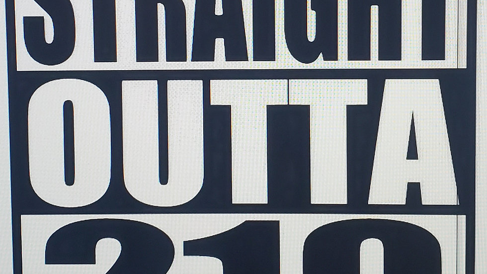 Straight Outta 219