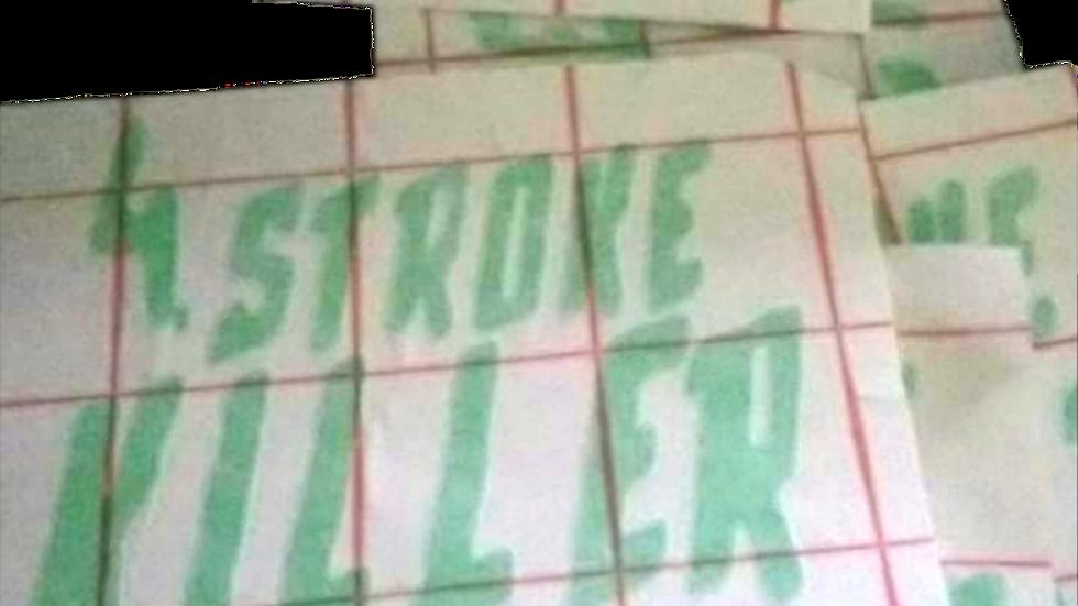 4 stroke killer decal