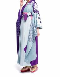 紫/グレーダリア
