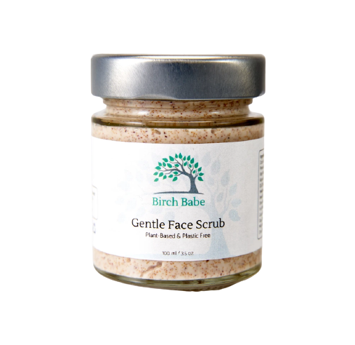 Birch Babe Gentle Face Scrub